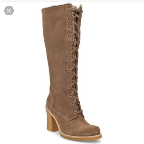 b7eb81302a8 🔥sale🔥Ugg Australia Aubree tall suede boots
